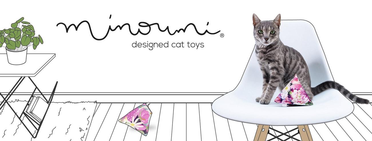 Header für das Webdesign für minoumi.com