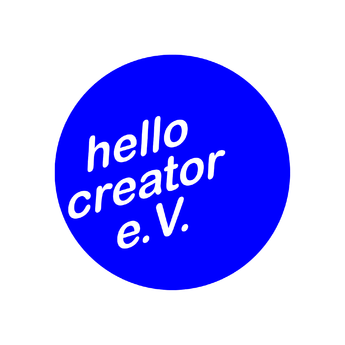 logo hello creator
