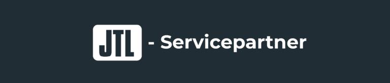 JTL Servicepartner Banner