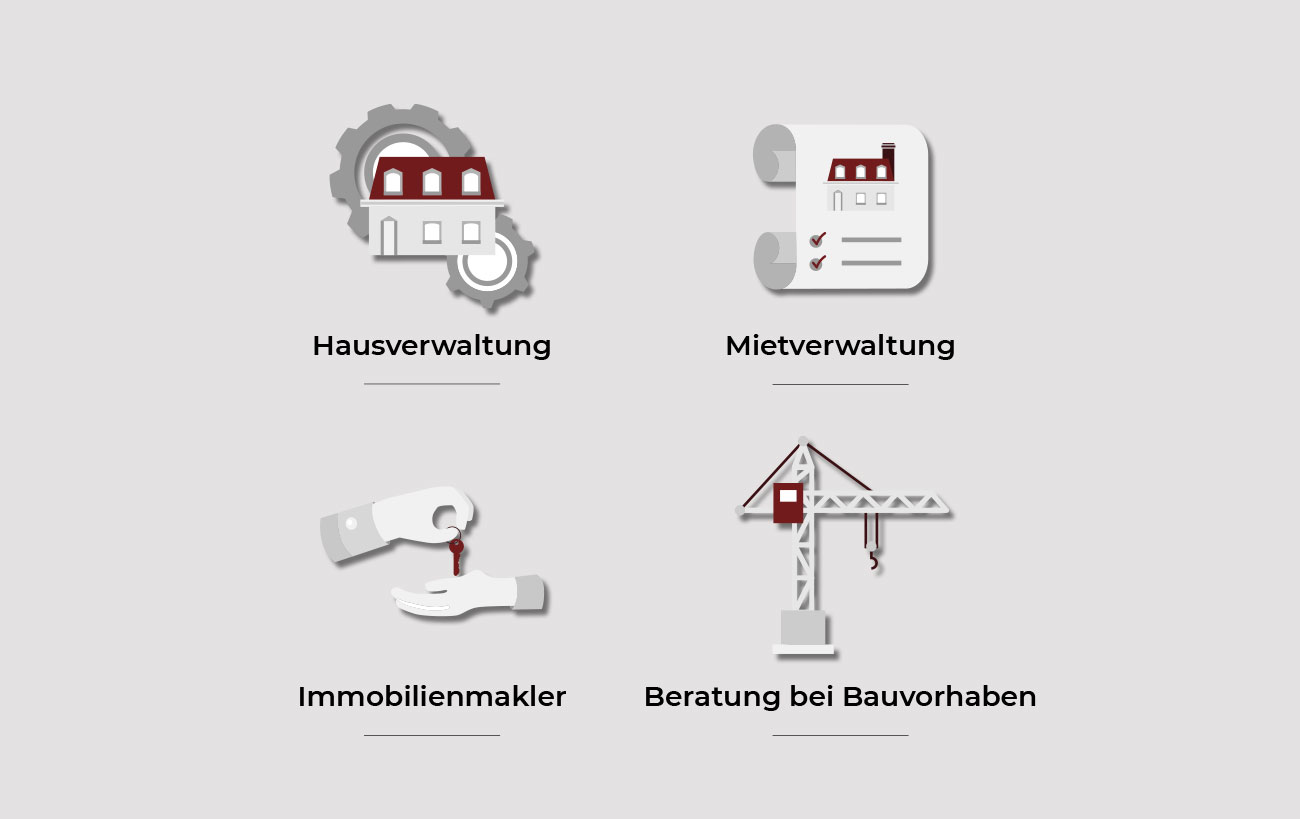 Icon Design für immokuron