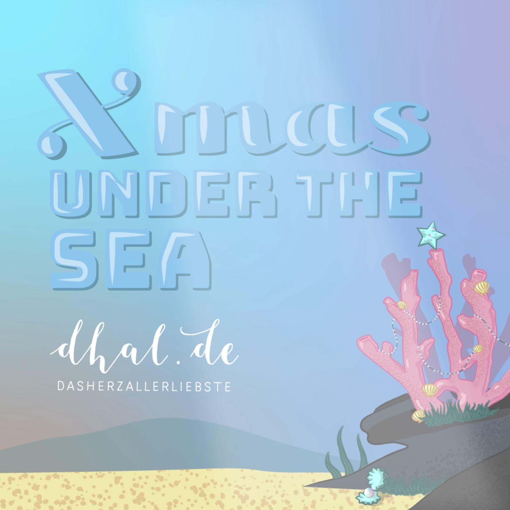 Xmas under the sea Abbildung für dasherzallerliebste